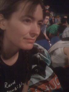 Me, Comic-Con 2010