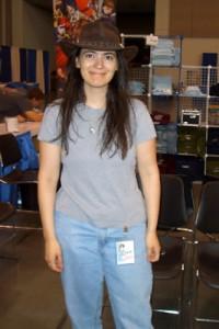 Me, at FanimeCon in 2005